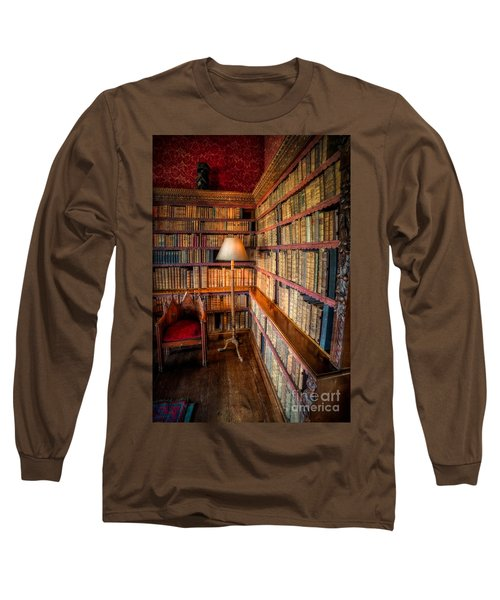 The Old Library Long Sleeve T-Shirt