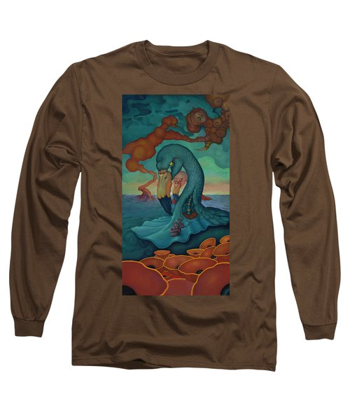 The Only Thing That Will Have Mattered Long Sleeve T-Shirt by Andrew Batcheller