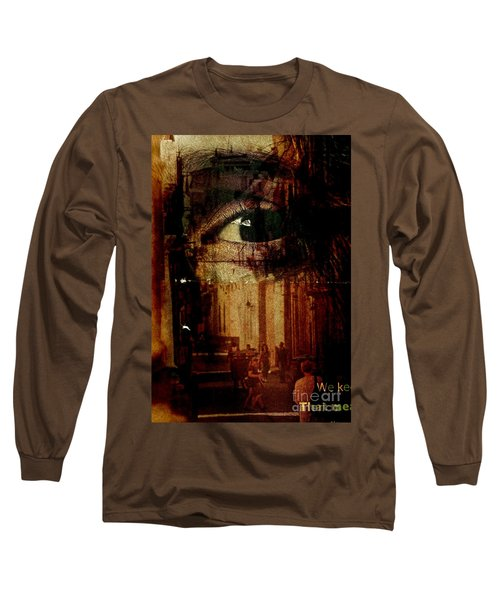 The Overseer Long Sleeve T-Shirt
