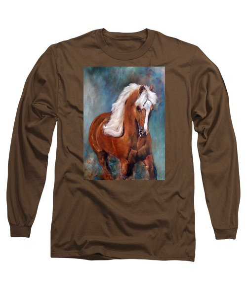 The Palomino 2 Long Sleeve T-Shirt by Barbie Batson