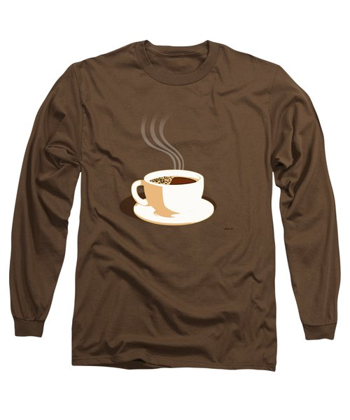 The Perfect Cup Of Coffee Long Sleeve T-Shirt