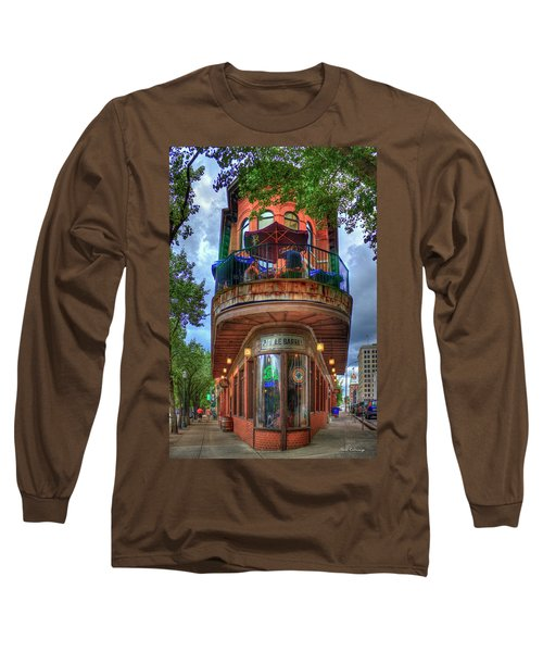 The Pickle Barrel Chattanooga Tn Art Long Sleeve T-Shirt