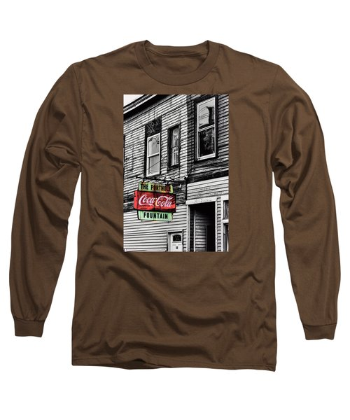 The Porthole Portland Maine Long Sleeve T-Shirt