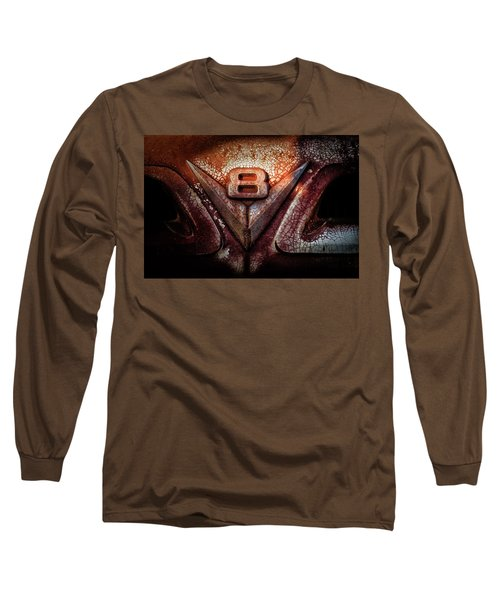The Power Of 8 Long Sleeve T-Shirt