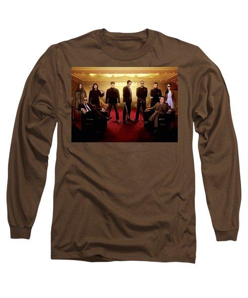 The Raid 2 Long Sleeve T-Shirt