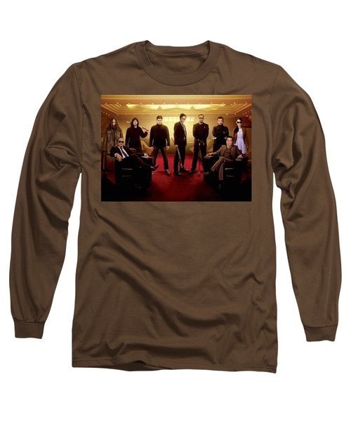 The Raid 2 Long Sleeve T-Shirt