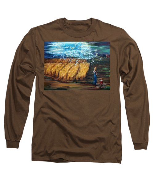 The Rapture Long Sleeve T-Shirt