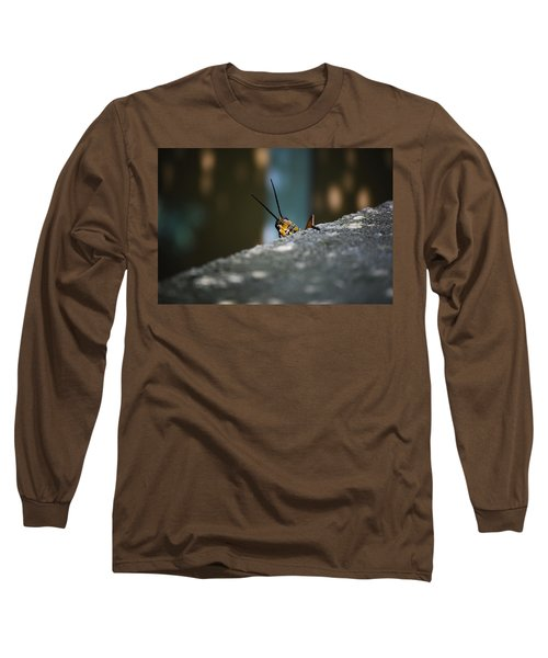The Real Hopper Long Sleeve T-Shirt