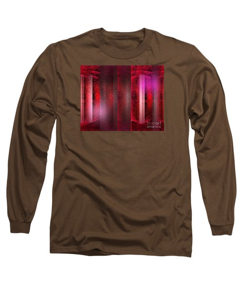 The Red Room Long Sleeve T-Shirt