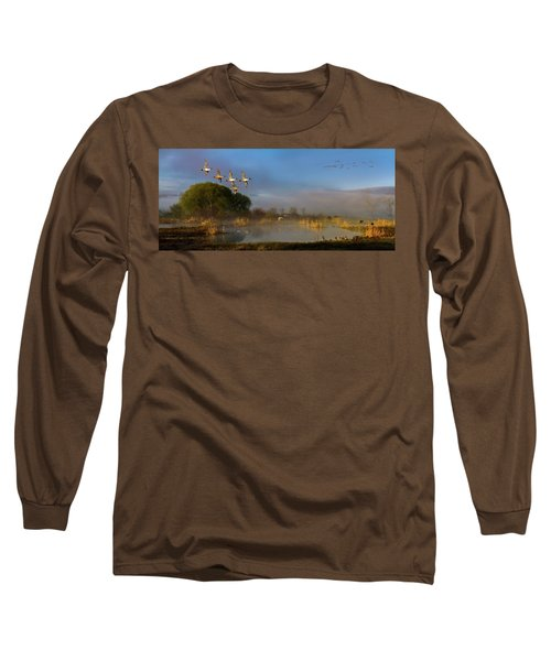 The River Bottoms Long Sleeve T-Shirt