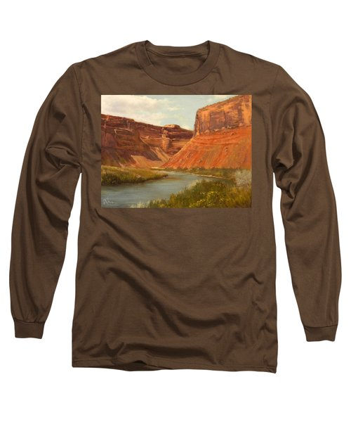 The Road To Moab Long Sleeve T-Shirt