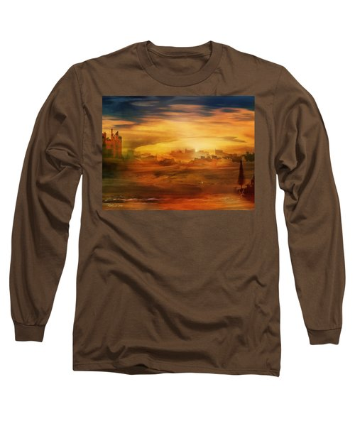 The Road To Novigrad Long Sleeve T-Shirt