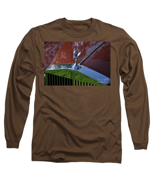 The Rolls Long Sleeve T-Shirt