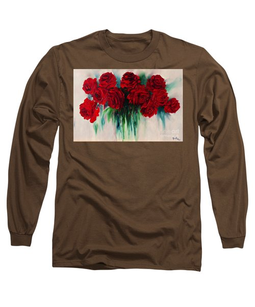 The Roses Of My Summer Long Sleeve T-Shirt