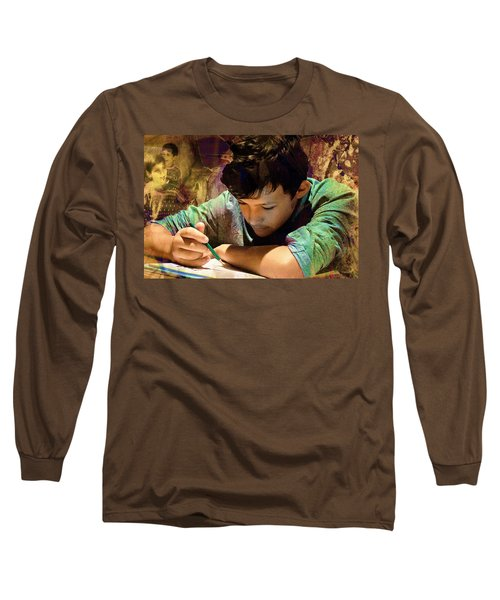 The Sacrifice Long Sleeve T-Shirt