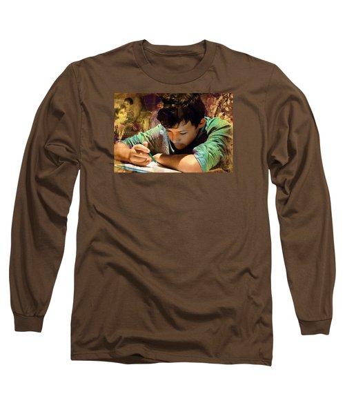 The Sacrifice Long Sleeve T-Shirt