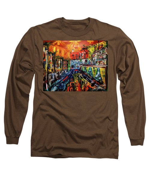 The Sangria Jug Long Sleeve T-Shirt