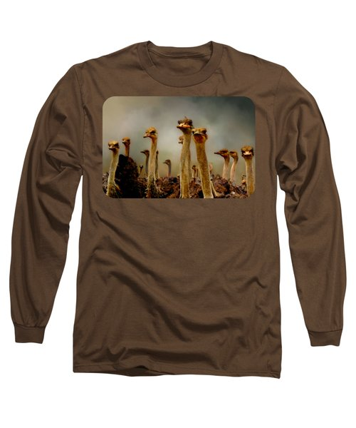 The Savannah Gang Long Sleeve T-Shirt by Linda Koelbel