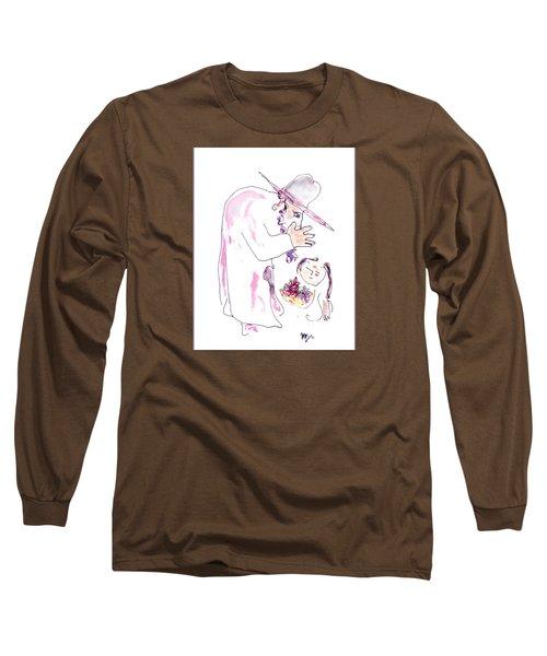 The Secret  Long Sleeve T-Shirt