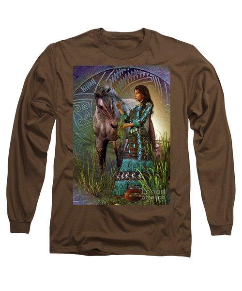 The Horse Whisperer Long Sleeve T-Shirt