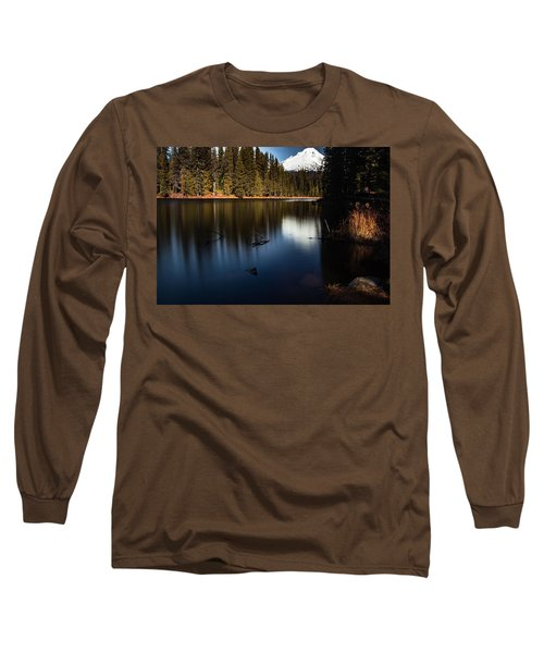 The Silence Of The Lake Long Sleeve T-Shirt