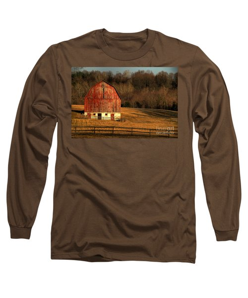 The Simple Life Long Sleeve T-Shirt by Lois Bryan