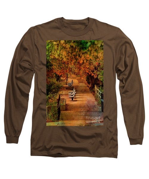 The Sound Of Silence Long Sleeve T-Shirt