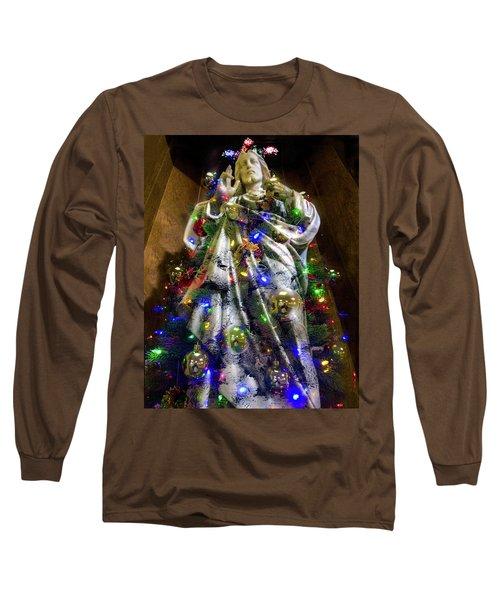 The Spirit Of Christmas Long Sleeve T-Shirt