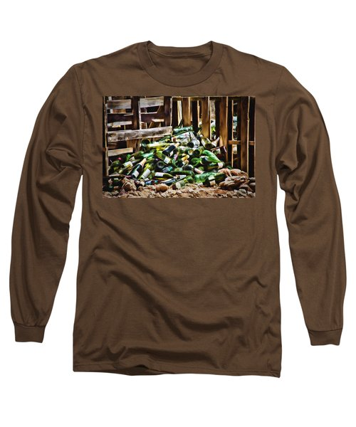 The Stash Long Sleeve T-Shirt by Lana Trussell