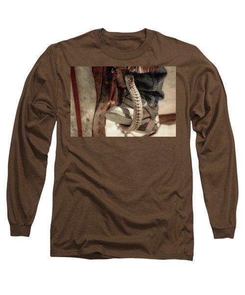 The Stirrup Long Sleeve T-Shirt