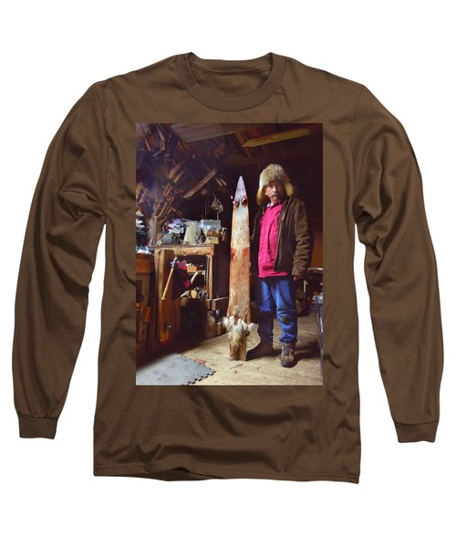 The Stretching Board Long Sleeve T-Shirt