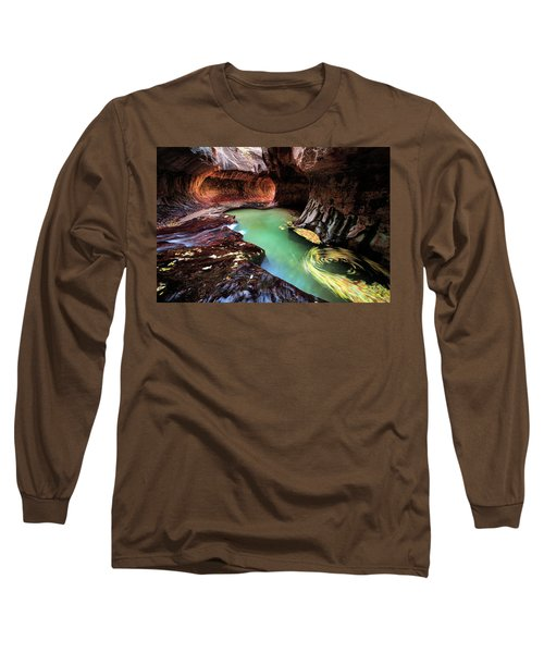 The Subway Swirls Long Sleeve T-Shirt