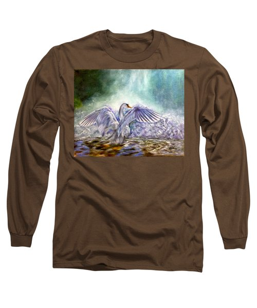 The Swan's Song Long Sleeve T-Shirt