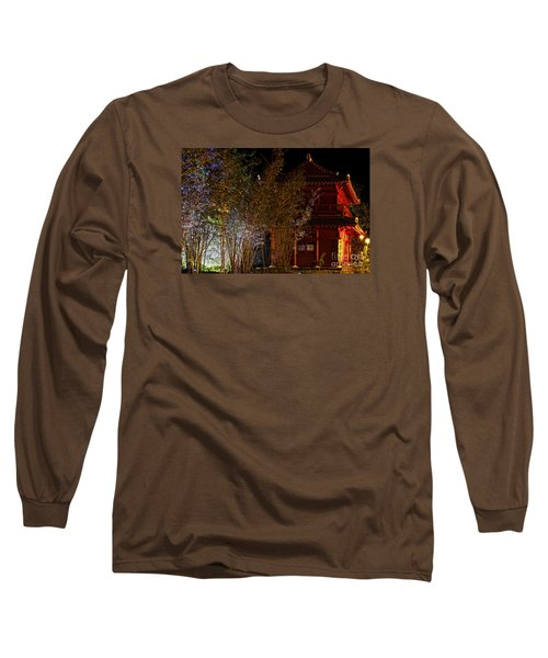 The Temple Long Sleeve T-Shirt