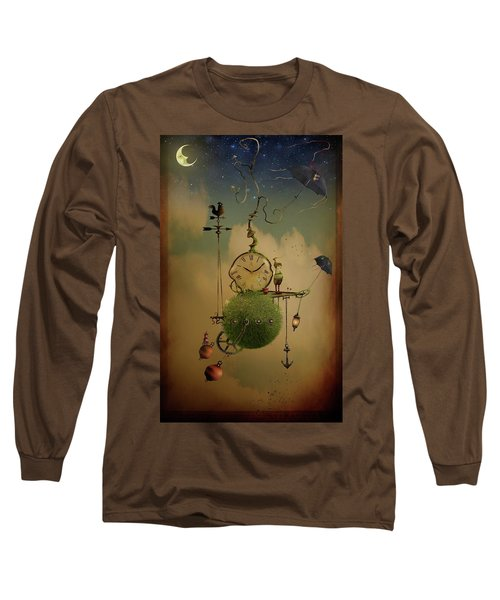 The Time Chasers Long Sleeve T-Shirt
