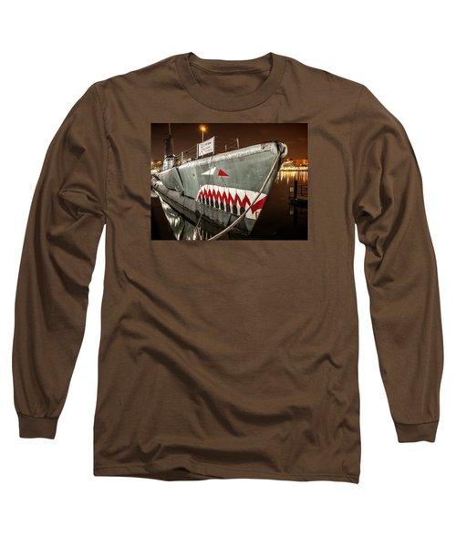The Torsk Long Sleeve T-Shirt by Wayne King