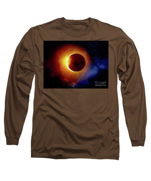 The Total Eclipse Long Sleeve T-Shirt