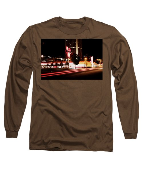 The Varsity Long Sleeve T-Shirt