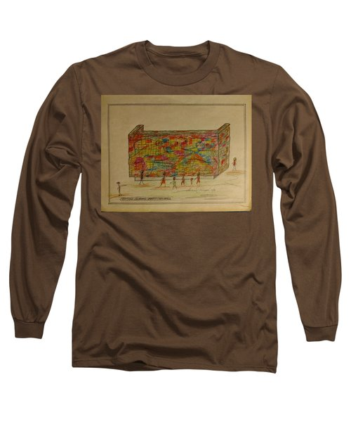 The Wall Long Sleeve T-Shirt