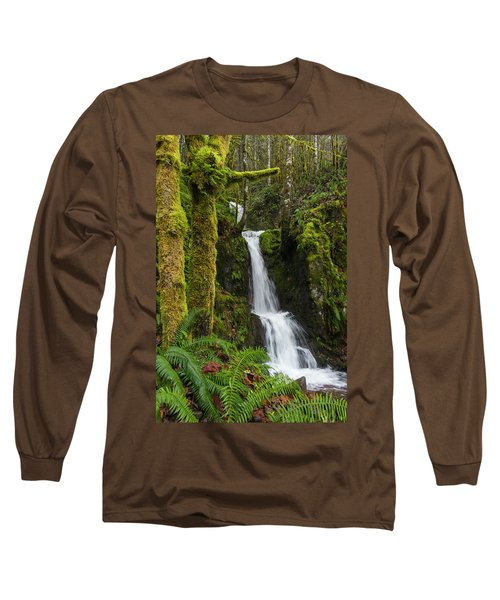 The Water Staircase Long Sleeve T-Shirt