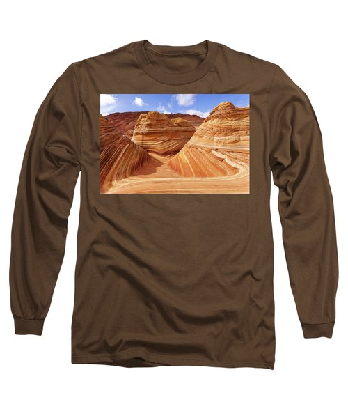 The Wave I Long Sleeve T-Shirt
