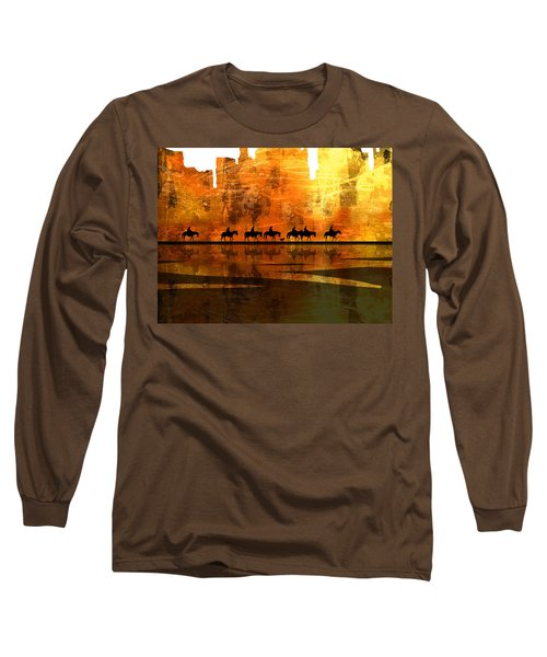 The Weary Journey Long Sleeve T-Shirt