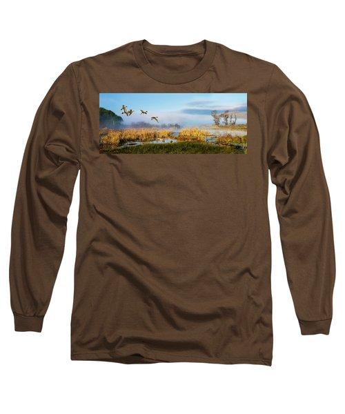 The Wetlands Long Sleeve T-Shirt