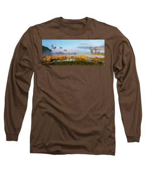 The Wetlands Long Sleeve T-Shirt
