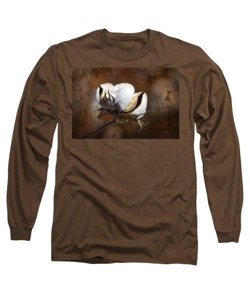 Them Cotton Bolls Long Sleeve T-Shirt
