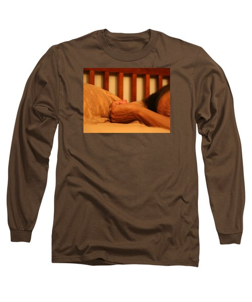 Theresa's Hand Long Sleeve T-Shirt