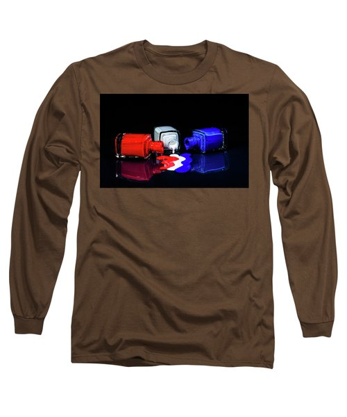 These Colors Don't Run Long Sleeve T-Shirt