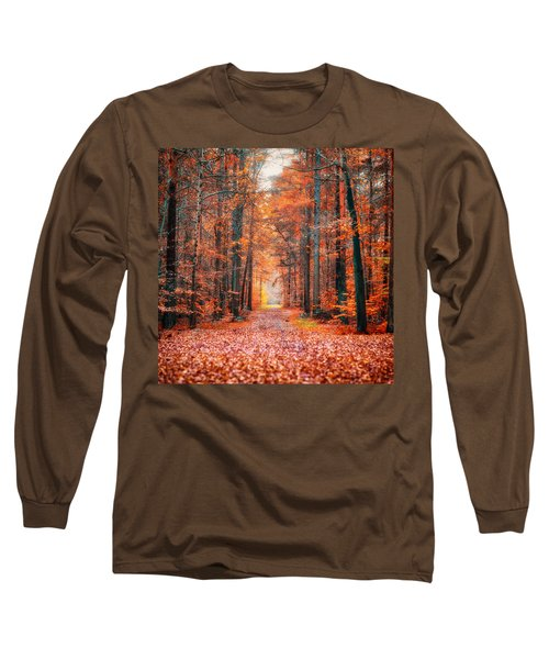 Thetford Forest Long Sleeve T-Shirt