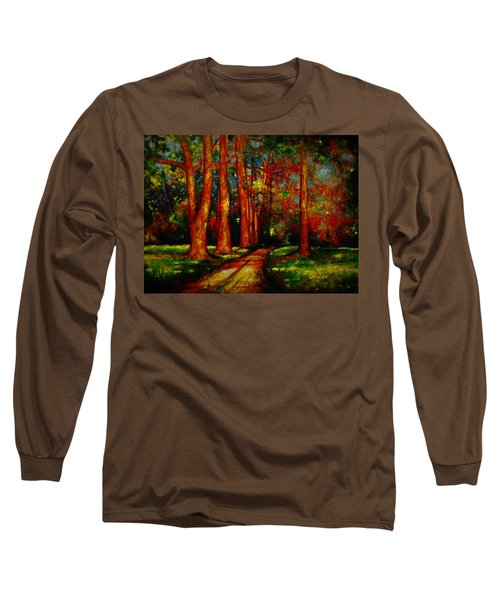 Think About This Long Sleeve T-Shirt