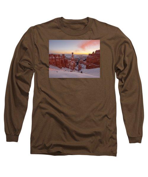 Thor's Glow Long Sleeve T-Shirt